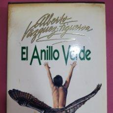 Relatos y Cuentos: EL ANILLO VERDE ALBERTO VAZQUEZ FIGUEROA. Lote 278638228