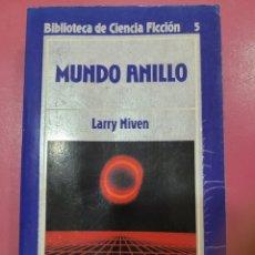 Relatos y Cuentos: MUNDO ANILLO LARRY NIVEN. Lote 278639223