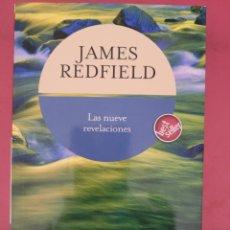 Relatos y Cuentos: LAS NUEVE REVELACIONES JAMES REDFIELD. Lote 278763308