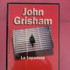 Relatos y Cuentos: LA TAPADERA JOHN GRISHAM. Lote 278765453