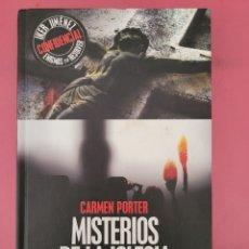 Relatos y Cuentos: MISTERIOS DE LA IGLESIA CARMEN PORTER. Lote 278793203