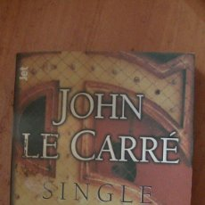 Relatos y Cuentos: SINGLE & SINGLE. LE CARRÉ, JOHN. DEBOLSILLO. Lote 284386803
