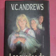 Relatos y Cuentos: LOS SUEÑOS DE HEAVEN LEIGH V.C ANDREWS. Lote 285573708