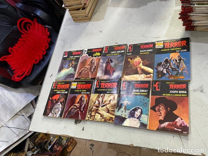 Relatos y Cuentos: Gran lote de 287 novelas de TERROR originales Editorial Bruguera Bolsilibros.ver todas las fotos - Foto 29 - 285695173