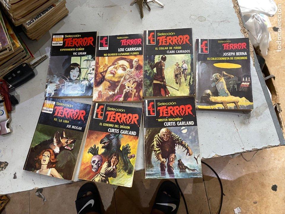 Relatos y Cuentos: Gran lote de 287 novelas de TERROR originales Editorial Bruguera Bolsilibros.ver todas las fotos - Foto 50 - 285695173