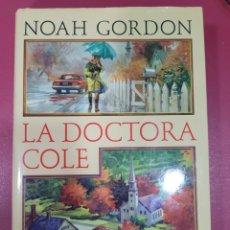 Relatos y Cuentos: LA DOCTORA COLE NOAH. Lote 287951993