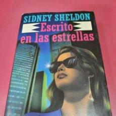 Relatos y Cuentos: ESCRITO EN LAS ESTRELLAS SIDNEY SHELDON. Lote 287953683