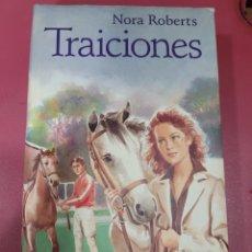 Relatos y Cuentos: TRAICIONES NORA ROBERTS. Lote 287953803