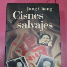 Relatos y Cuentos: CISNES SALVAJES JUNG CHANG. Lote 287954508