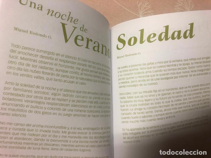 Relatos y Cuentos: UN PUÑADO DE LETRAS, TALLER LITERARIO DE LA BIBLIOTECA DE ASTURIAS, EN ESPAÑOL Y ASTURIANO,2007 - Foto 4 - 288100523