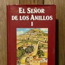 Relatos y Cuentos: EL SEÑOR DE LOS ANILLOS I . EDICIONES MINOTAURO. Lote 288111298