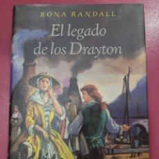Relatos y Cuentos: EL LEGADO DE LOS DRAYTON RONA RANDALL. Lote 288231733