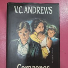 Relatos y Cuentos: CORAZONES CAÍDOS V.C ANDREWS. Lote 288232773