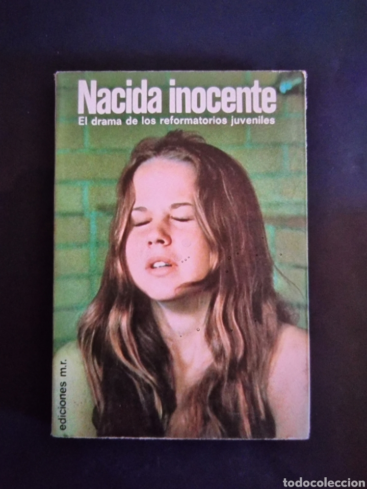Relatos y Cuentos: Nacida inocente, de Martínez Roca - Foto 2 - 288575388