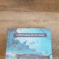 Relatos y Cuentos: AVENTURAS EN EL MAR MOBY DICK HERMAN MELVILLE. Lote 290183943