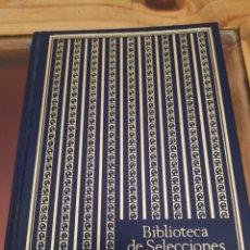Relatos y Cuentos: LIBRO.BIBLIOTECA DE SELECCIONES.READER DIGEST.DESIREE.EL BARCO NEGRO.ESP. A WILLA.EL REGRESO. Lote 296807383