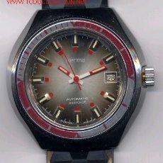 Relojes automáticos: HERMA RELOJ DE PULSERA SR (AUTOMATICO) (NOS = NEW OLD STOCK). Lote 27596604