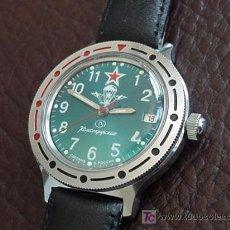Relojes automáticos: EJERCITO CCCP - COMANDANTE - PARACAIDISTAS - ORIGINAL NUEVO. Lote 194296635