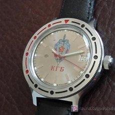 Relojes automáticos: KGB CCCP - COMANDANTE - ORIGINAL - NUEVO. Lote 13837617