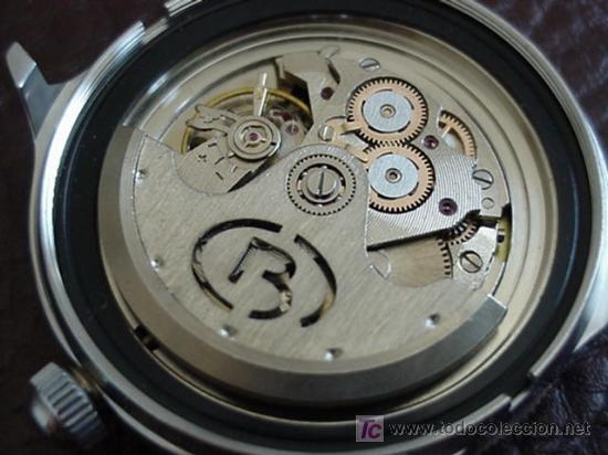 Relojes automáticos: EJERCITO CCCP - COMANDANTE - TANQUES - ORIGINAL NUEVO - Foto 3 - 17668294