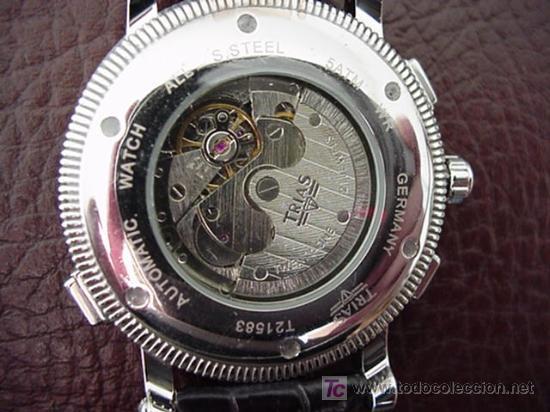 Relojes automáticos: TRIAS -germany- DEPORTIVO GRANDE original - Foto 2 - 13073598