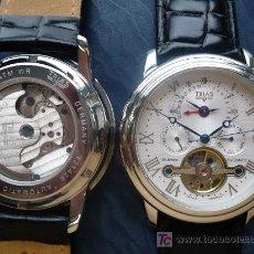 Relojes automáticos: TRIAS GRAN COMPLICACION 45MM MAQUINARIA VISTA. Lote 13073619