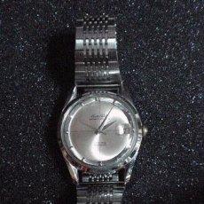 Relojes automáticos: RELOJ AUTOMÁTICO CRISTAL WATCH 17 RUBIS IN CABLOG AÑOS 70. Lote 25366257