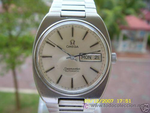 22e3672cd5d0 Reloj omega seamaster automático todo de acero - Vendido en Venta ...