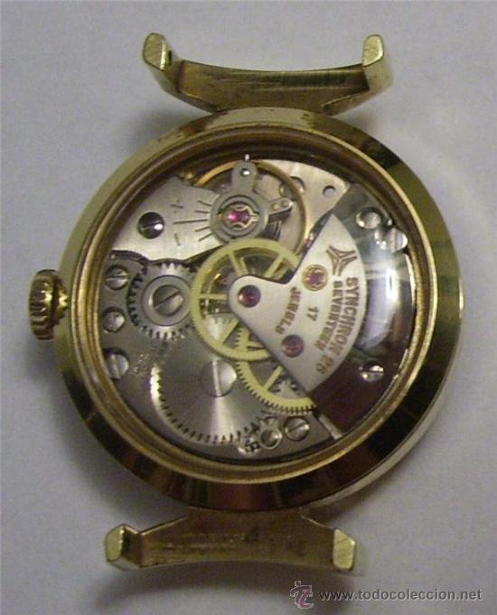 De Borel Reloj Ernest Cocktail Vendido En Subasta Colección Bañado TKc3l1JF