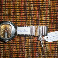 Relojes automáticos: RELOJ DE CABALLERO MARCA OSAKI. Lote 21440020