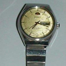Relojes automáticos: RELOJ ORIENT CRISTAL 21 RUBIES AUTOMATICO FEMENINO MADE IN JAPAN. Lote 11511361