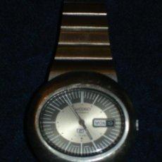 Relojes automáticos: RELOJ - RELOJ SEIKO ACERO AUTOMATICO 6119-5411. Lote 24029945