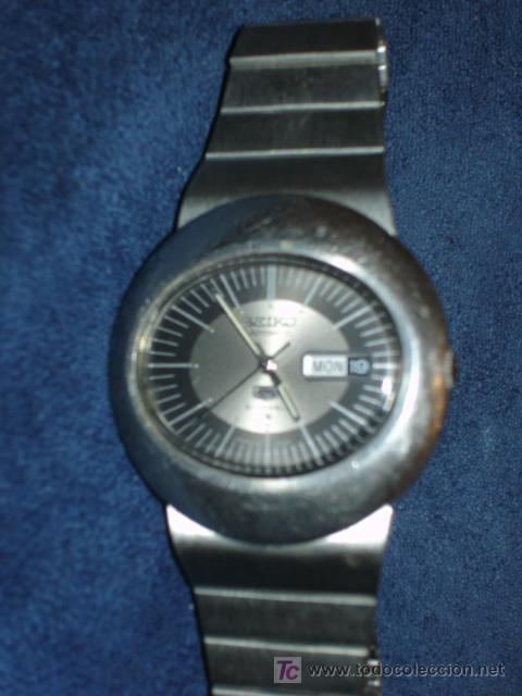 Relojes automáticos: RELOJ - RELOJ SEIKO ACERO AUTOMATICO 6119-5411 - Foto 3 - 24029945