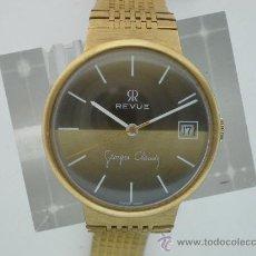 Relojes automáticos: MAGNIFICO VINTAGE REVUE GEORGES CLAUDE AUT AÑOS 70.. Lote 26624018