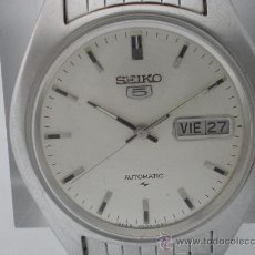 Relojes automáticos: AUTENTICO SETENTON SEIKO AUT 5.. Lote 26669666