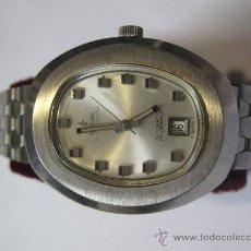Relojes automáticos: RELOJ AUTOMATICO - VERDAL - CALENDARIO A LAS 6 - MARCA VERDAL 25 RUBIES. AÑOS 70 FUNCIONANDO. Lote 26309395