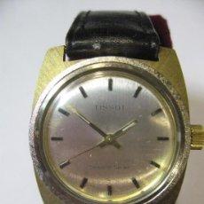 Relojes automáticos: TISSOT SEASTAR SEVEN CORREA ORIGINAL TISSOT RELOJ A CUERDA FUNCIONANDO. Lote 26309405