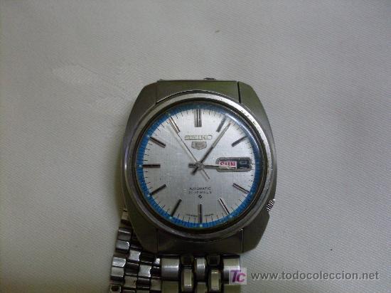 RELOJ DE CABALLERO MARCA SEIKO AUTOMATICO (Relojes - Relojes Automáticos)