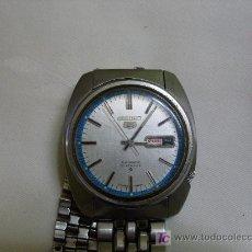 Relojes automáticos: RELOJ DE CABALLERO MARCA SEIKO AUTOMATICO. Lote 27603873