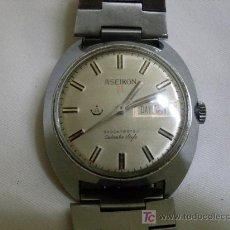 Relojes automáticos: RELOJ DE CABALLERO MARCA ASEIKON 23 AUTOMATICO. Lote 27603876