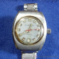 Relojes automáticos: ANTIGUO RELOJ CRISTAL WATCH AUTOMATICO. Lote 26296695