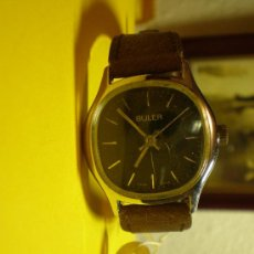 Relojes automáticos: RELOJ CABALLERO MARCA BULER. Lote 21041649