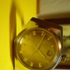 Relojes automáticos: RELOJ DE CABALLERO ASEIKON DE LUXE.ANTIMAGNETIC. Lote 22272113