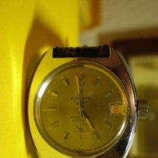 Relojes automáticos: RELOJ CAUNY DE SEÑORA. Lote 21057809