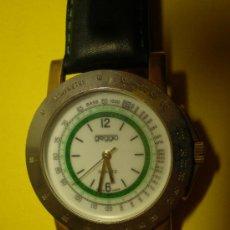 Relojes automáticos: RELOJ DE PULSERA DE CABALLERO GREGGIO. Lote 23854182