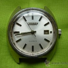 Relojes automáticos: CITIZEN ACERO AUTOMÁTICO. Lote 29055534