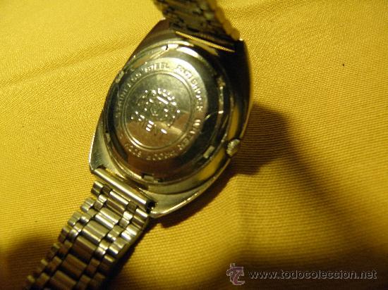 Relojes automáticos: RELOJ ORIENT. AUTOMATICO. K309 21 RUBIS. AÑOS 70 FUNCIONANDO. BUEN ESTADO GENERAL. DESCRIP. - Foto 5 - 30040096