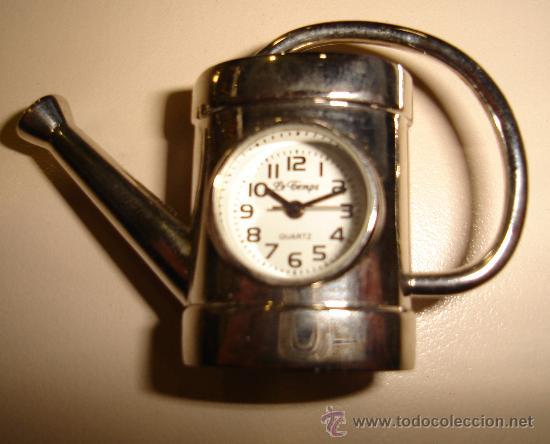 RELOJ DE COLECCION AUTOMATICO CON FORMA DE REGADERA. MARCA LE TEMPS, QUARTZ (Relojes - Relojes Automáticos)