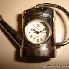 Relojes automáticos: RELOJ DE COLECCION AUTOMATICO CON FORMA DE REGADERA. MARCA LE TEMPS, QUARTZ . Lote 30353036