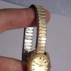 Relojes automáticos: RELOJ AUTOMATICO PULSERA DE SEÑORA MARCA ROAMER SEAROCK AUTOMATIC SWISS MADE FUNCIONANDO.. Lote 31304007